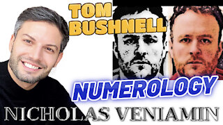 Tom Numbers Discusses Numerology with Nicholas Veniamin