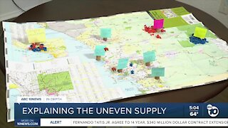 In-Depth: Explaining San Diego County's dwindling vaccine supply