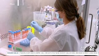 2nd experimental COVID-19 vaccine sees positive results