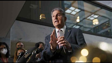 Joe Manchin Nukes Another Major Biden Priority and Signals More Coming Unrest