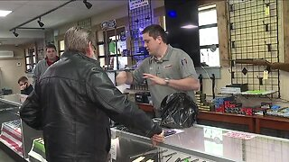 People buying up guns, ammunition during coronavirus pandemic