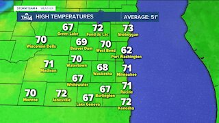 Spring weather continues into the weekend