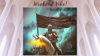 WEEKEND VIBE! ~ Be wise and compassionate ~ [April 3-5, 2021]