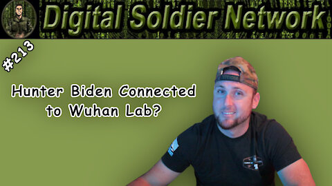 #213. Hunter Biden Connected to Wuhan Lab?