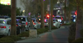Police respond to shots fired Stage Door Casino