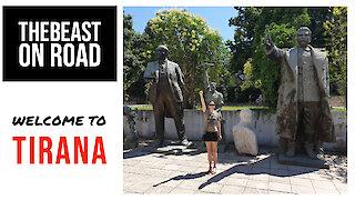 Welcome to Tirana Albania
