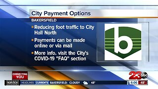 Bakersfield city paint options