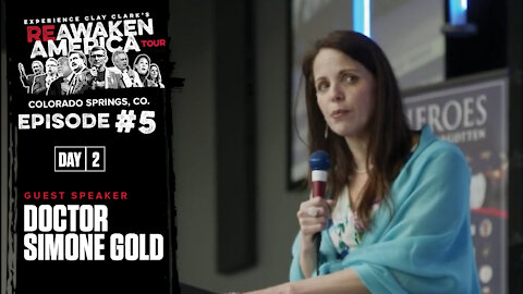 Doctor Simone Gold - Powerful and Practical Solutions to Defeat the Unconstitutional Mandates and the Marxists
