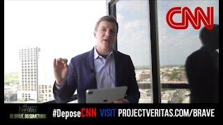 Project Veritas Sues CNN