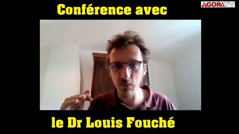 Conférence avec Louis Fouché pour la Suisse
