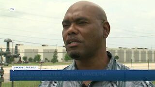 "City of Tulsa unveils ""Black Lives Matter Street"""