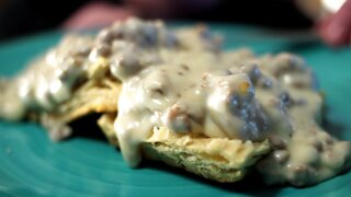 Biscuits and Gravy: A Collaboration with Short Circuited Brewers