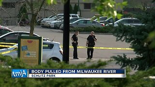 Body recovered from the Milwaukee River