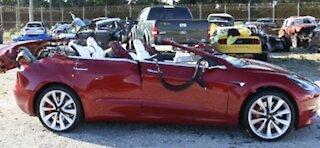 NTSB investigates Detroit Tesla crash