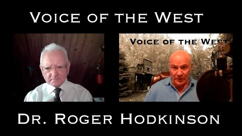 Dr. Roger Hodkinson categorically rejects government response to COVID.