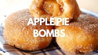 Apple Pie Bombs - Easy Recipe
