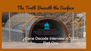 Gene Decode Interview Pt. 1