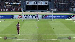 Torino FC 2-0 AS Roma