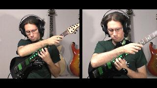 Studio Log #1: Tracking Guitar BTS.