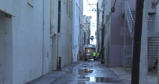 Downtown alleys could soon get a facelift