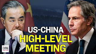 U.S. and China Set Different Tones for Upcoming Meeting | Epoch News | China Insider