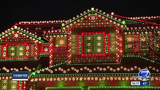 Check out a decorated home in Highlands Ranch!