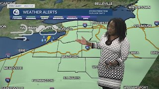 7 First Alert Forecast 12 p.m. Update, Monday, May 24