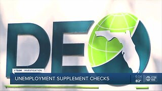 Florida begins mailing out $600 weekly federal unemployment checks