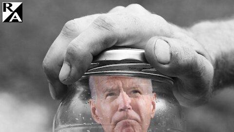 Biden Bombs Syria While Asleep