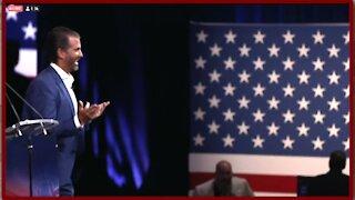 Donald Trump Jr. Speaks at CPAC - 2339