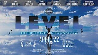 LEVEL (2021) - Flat Earth Documentary HD