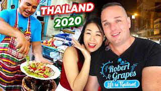 Khon Kaen, Thailand Spicy Food Exploration