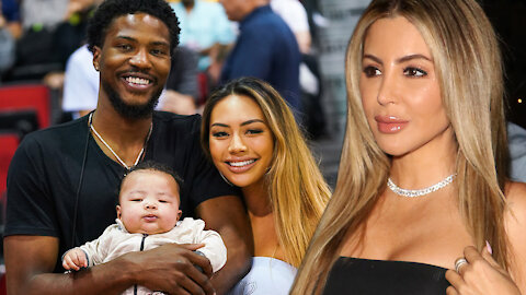 Montana Yao Drags 'Blow-Up Doll' Larsa Pippen, Who Fires Back Calling Malik Beasley A Cheap Loser