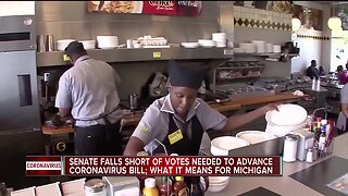 Michigan saw a 2000% in unemployment claims