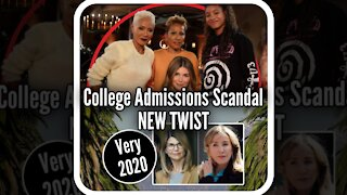 College Admissions Scandal Gets A Very 2020 Makeover