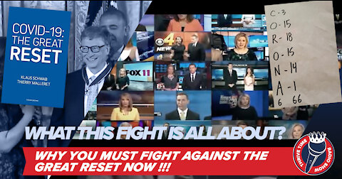 """Why You Must Fight Against """"The Great Reset"""" and Fight Back NOW!!!"""