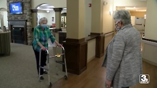 Mom reunited with daughter after a year in Council Bluffs