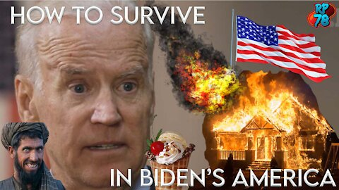 Ride the Wave Out: Surviving in Biden's America