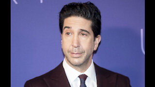David Schwimmer reveals The Friends reunion is filming soon