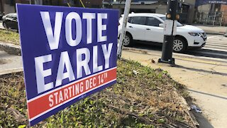 Early Voting Begins For Georgia Runoffs