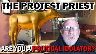 Are You A Political Idolator?   Fr. Imbarrato Live - Jan. 27th, 2021