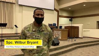 Fort Riley Black History Month: Spc. Bryant
