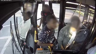 Passengers behaving badly: Are MCTS bus drivers safe? [Compilation video]
