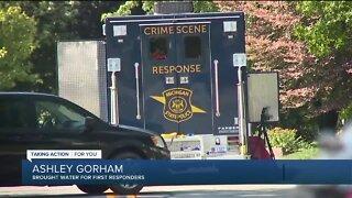 Man's body found in pickup truck bed in Van Buren Township