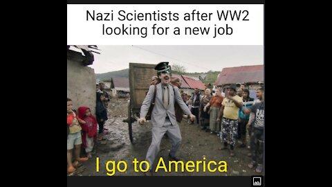 NASA LIES - Explaining NASA's Nazi Germany Origins - Part 4