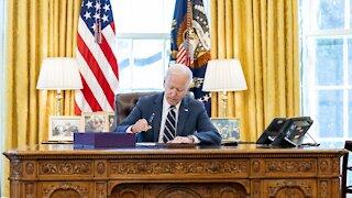 President Biden Signs $1.9 Trillion COVID Relief Bill Into Law