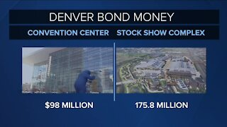 Denver wants to issue bonds for 2 major projects