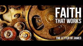 James 2:1-13 - Don't show favoritism