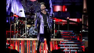 Adam Lambert would love to start his own make-up line