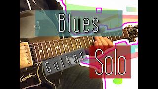 Playin the Blues - Blues Guitar